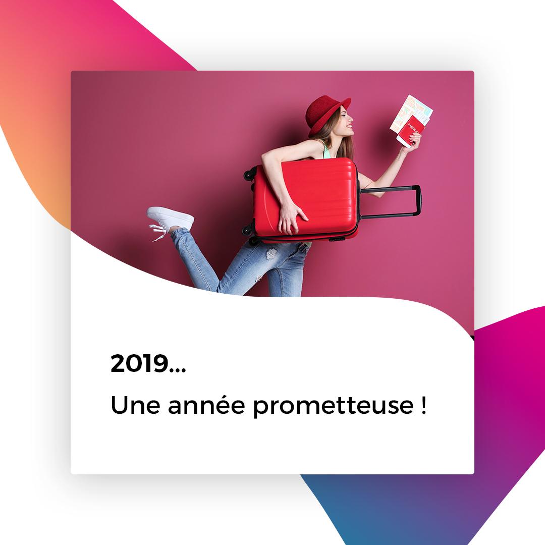 2019, une année prometteuse