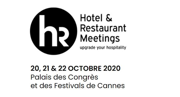 Hotel & Restaurant Meetings | Cannes : 20-22 octobre 2020